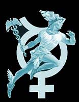 Mercury - God of Communication and Transportation