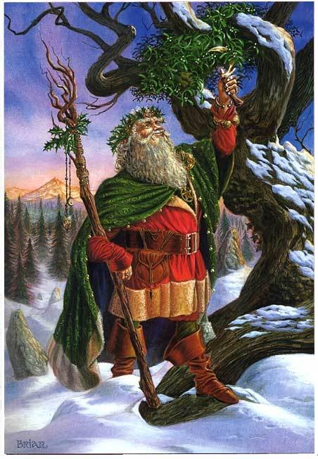 Father Yule...