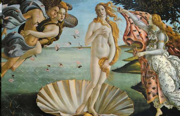 The-Birth-of-Venus-Botticelli