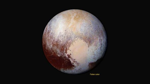 Pluto-with-heart-shaped-land-region-enhanced-image