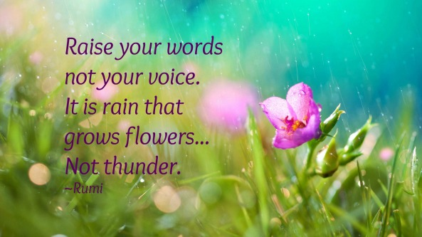 flowers-in-rain-raise-your-words-rumi