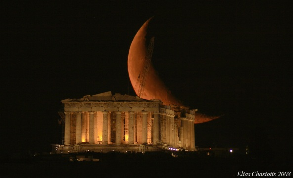 waning-crescent-moon-rising-over-parthenon-elias-chasiotis-2008